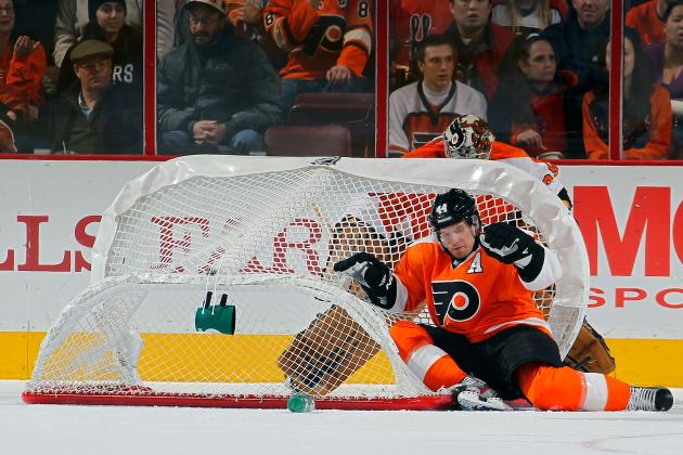 5 Reasons the Philadelphia Flyers Cannot Win the Stanley Cup