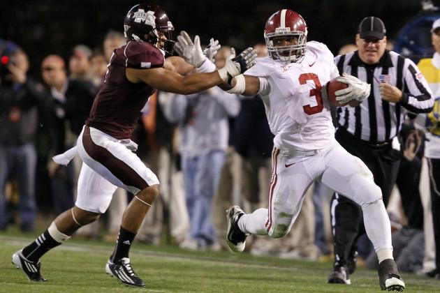 2012 NFL Draft: 5 RBs Who Will Be Future Stars