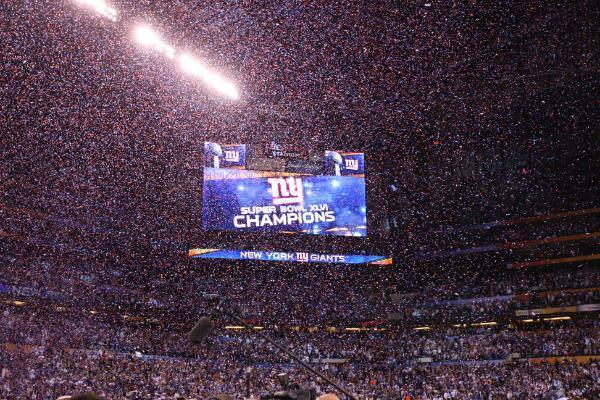 New York Giants Superbowl Similarities