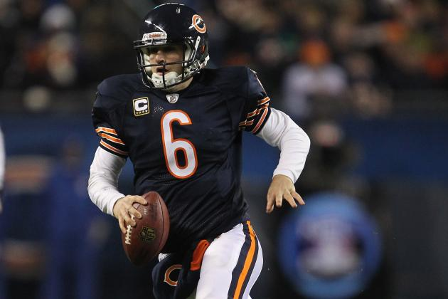 Chicago Bears' 2012 Offensive Starters: First Look Statistical Predictions