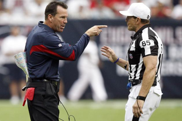 Power Ranking the NFL's Referees