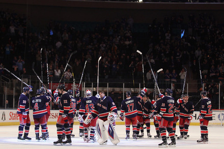 New York Rangers: 4 Reasons They Could Be Next Team Planning a Big Apple Parade