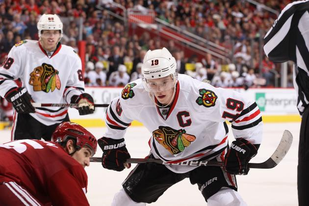 Chicago Blackhawks and 10 Teams Who Must Improve in Second Half