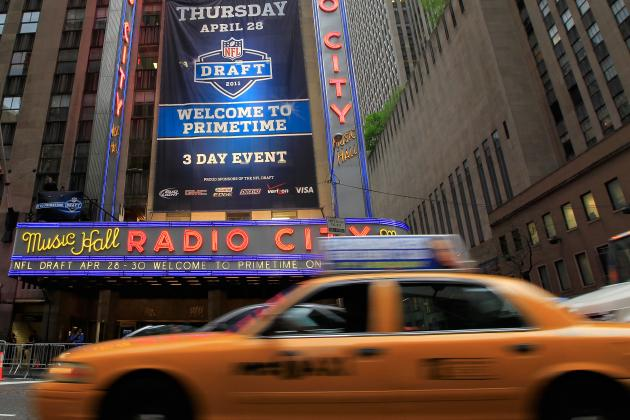 2012 NFL Mock Draft: Predicting 1 Trade for Each NFL Team
