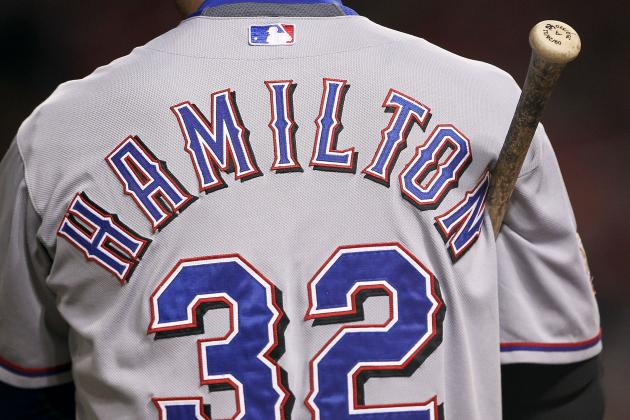 MLB Trade Scenarios: Every Team's Odds of Dealing for Josh Hamilton