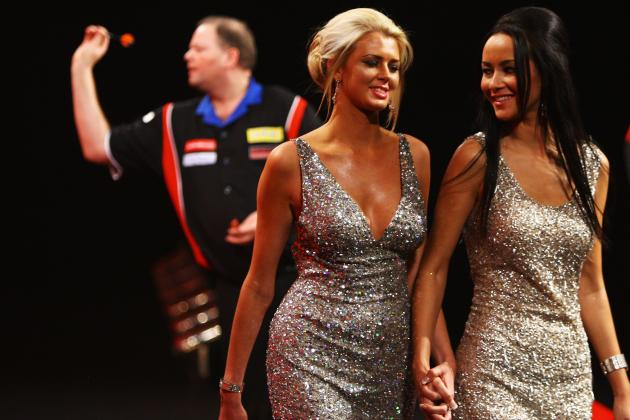 McCoy's Premier League Darts 2012 Week 2 Preview
