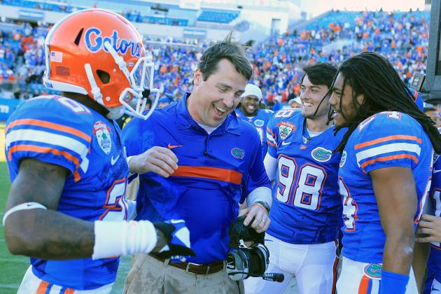 Florida Football: Game-by-Game Breakdown of the 2012 Schedule