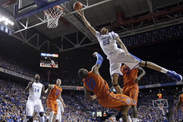 A Quick Look at the 2012 March Madness Title Contenders