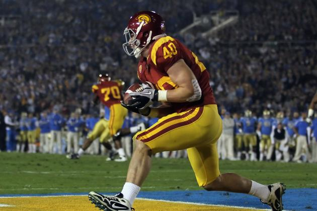 5 Best Available Fullbacks in 2012 NFL Draft