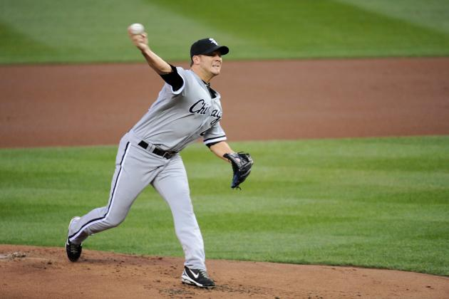 Jake Peavy, 5 Other Chicago White Sox Facing the Deciding Point in Their Careers