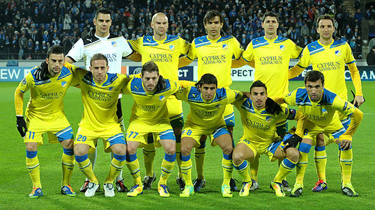 Lyon vs. APOEL FC: Despite Loss, APOEL Can Still Make Champions League Quarters