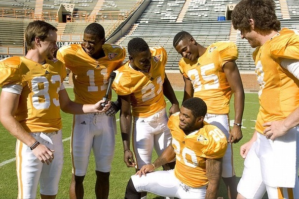 Tennessee Football: Which of the Vols' Receivers Will Go Pro After 2012?