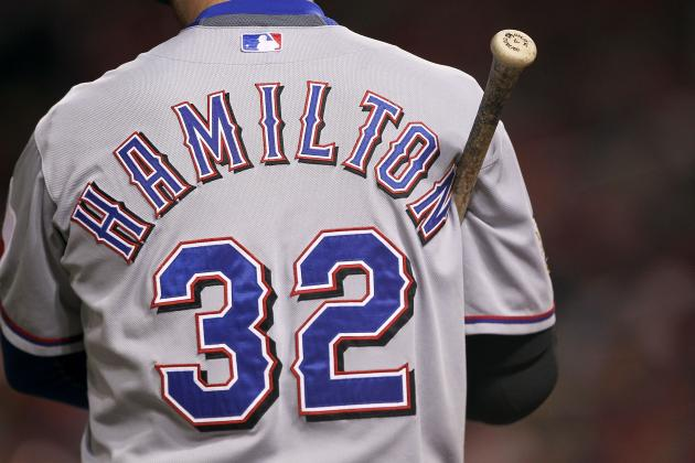 MLB Free Agency: 5 Teams That Will Fight over Josh Hamilton Next Year