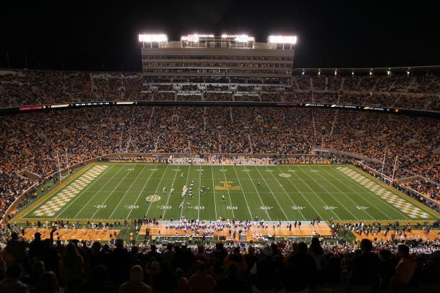 Tennessee Football: 7 Things Holding the Vols Back from a BCS Bid