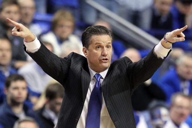 College Basketball: 5 Coaches in the Running for National Coach of the Year