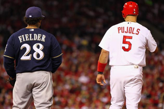 NL Central: Ranking the Top Player at Each Position