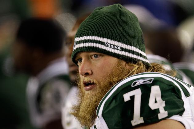 The 2011 NFL All-Facial Hair Team