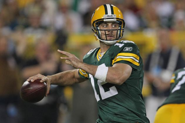 7 Reasons Aaron Rodgers Will Repeat as NFL MVP