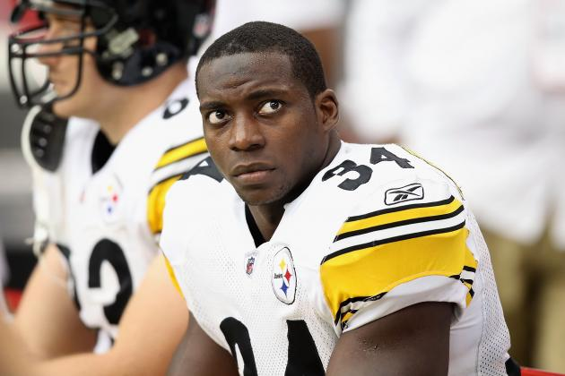 NFL Rumors: Best Backup Plans for Pittsburgh Steelers without Rashard Mendenhall