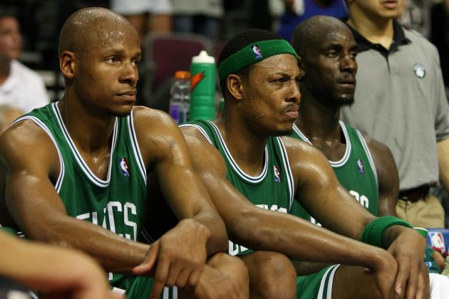 Boston Celtics: 5 Reasons the Aging C's Still Have Hope