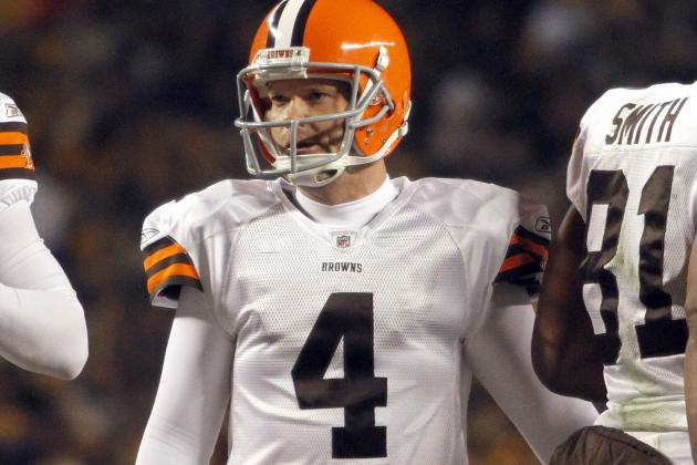 Cleveland Browns: Predicting 2011 Roster Members Who Won't Return in 2012