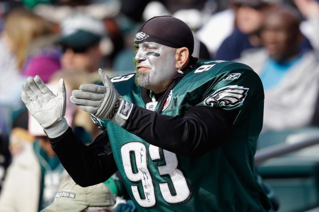 NFL Draft 2012: 7 Positions Philadelphia Eagles Must Address