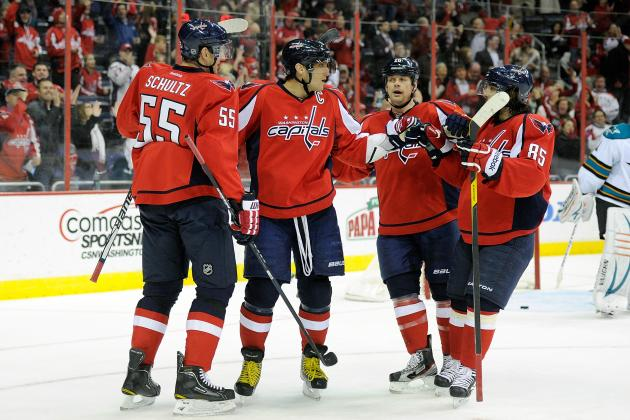 NHL Trade Rumors: 9 Capitals That Could Become Available at the Deadline
