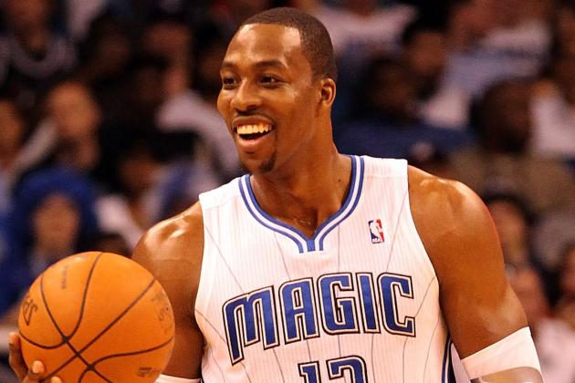 NBA Trade Rumors: Dwight Howard Dominates Trade News