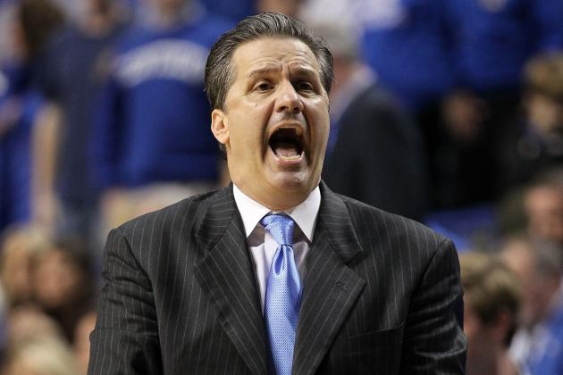 Kentucky Basketball: 5 Things We Learned from John Calipari's Open Practice