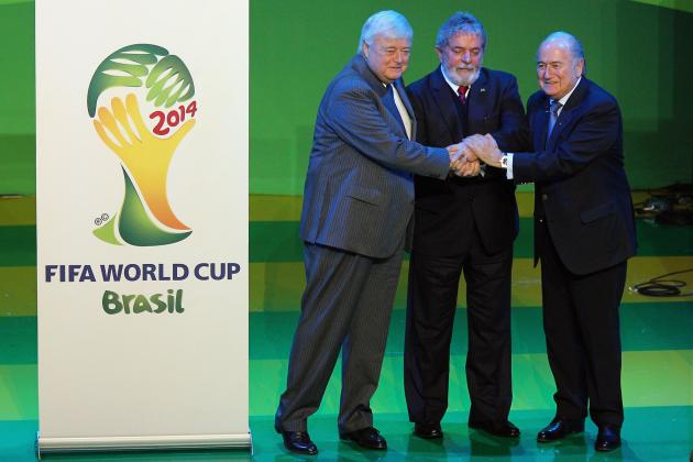 Brazil 2014: 10 Reasons It Will Be the Best World Cup Ever