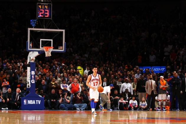 Linsanity: 4 Reasons New York Knicks and Jeremy Lin Will Win 11 Games in a Row