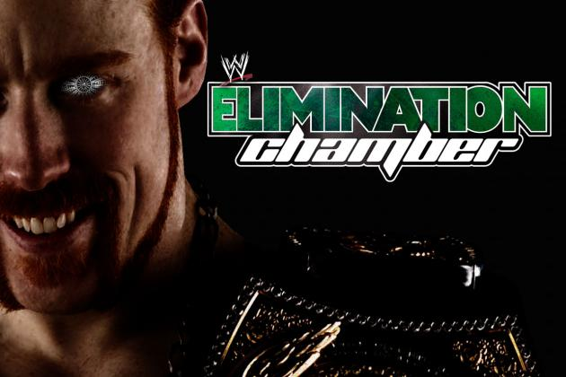 WWE Elimination Chamber 2012 Predictions: Match-by-Match Breakdown