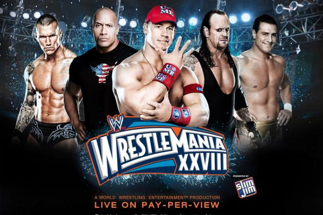 WWE WrestleMania 28: 14 Dream Matches Fans Want to See