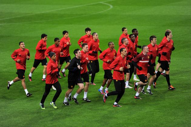 Manchester United: 4 Bold Predictions for the Rest of the 2011-2012 EPL Campaign
