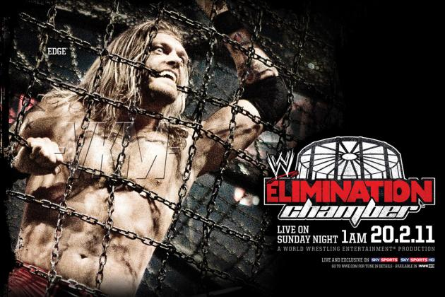 WWE Elimination Chamber 2012: 10 Huge Surprises We Could See at the Upcoming PPV