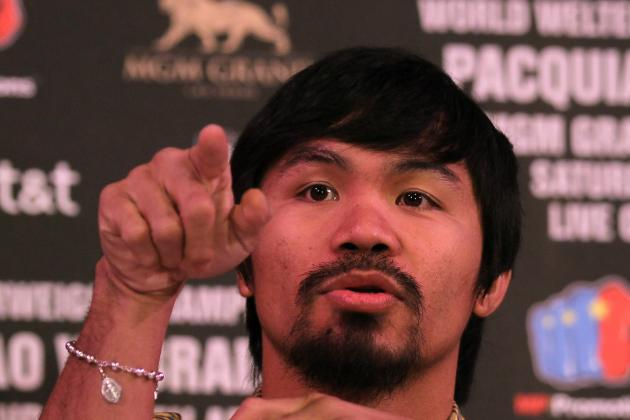 Pacquiao-Mayweather and the 10 Best Fights Never Made