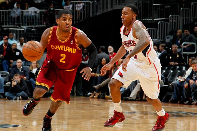 Kyrie Irving: 10 Bold Predictions for Sensational Rookie's Stretch Run