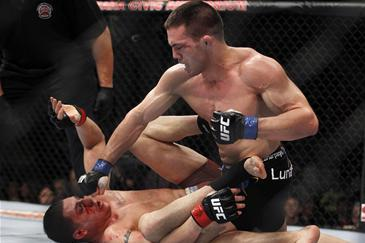UFC on Fuel Results: Memorable Moments from Omaha