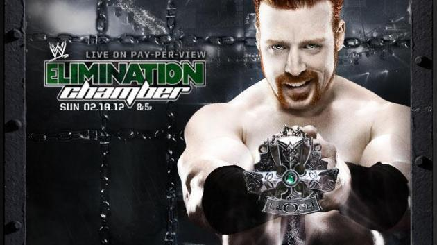 WWE Elimination Chamber 2012: 5 Potential Matches For Sheamus