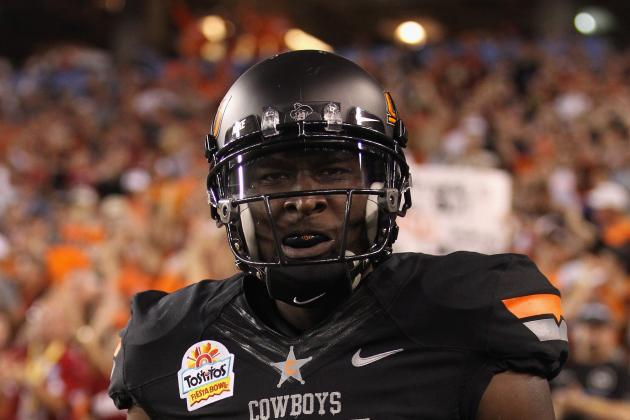 2012 NFL Draft: Justin Blackmon and 10 Big Playmakers Teams Can't Pass Up
