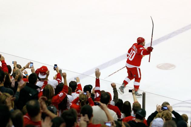 NHL Forecaster: When Will the Detroit Red Wings' Home Winning Streak End?