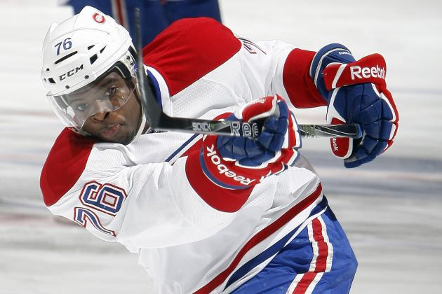 NHL Trade Speculation: 4 Possible Homes for the Montreal Canadiens' P.K. Subban
