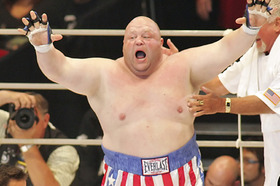 Eric 'Butterbean' Esch and the 13 Fattest Boxers in Heavyweight History