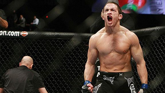 UFC on Fuel TV 1 Results: 5 Fights for Jake Ellenberger to Take Next