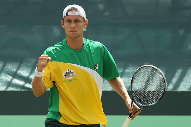 2012 Davis Cup: Top 5 Performances so Far