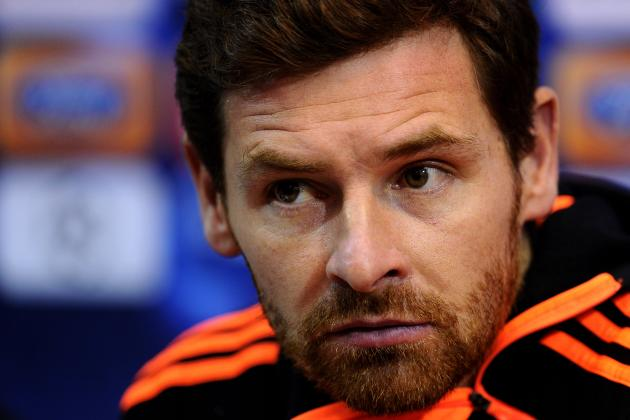 Napoli vs. Chelsea: 6 Tactical Decisions Andre Villas-Boas Must Get Right