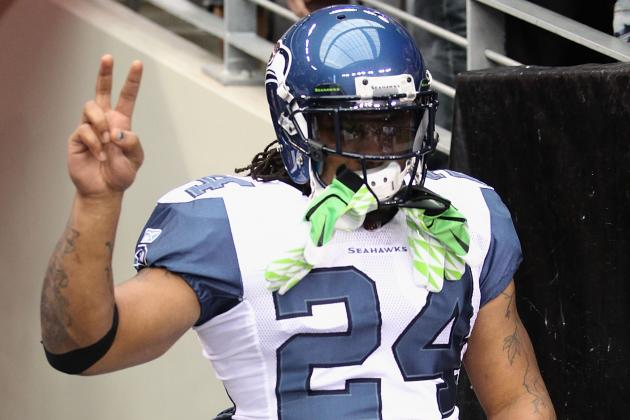 Seattle Seahawks Mock Draft: Marshawn Lynch Edition