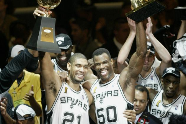 Top 10 San Antonio Spurs Players of All Time