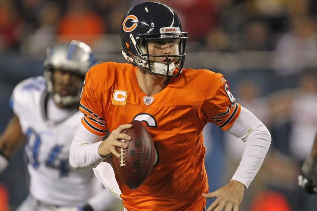 Chicago Bears: 5 Guys Who Can Backup Jay Cutler Next Season
