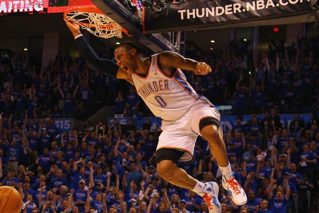 NBA Slam Dunk Contest 2012: The 4 Guys Who Should Actually Be in It